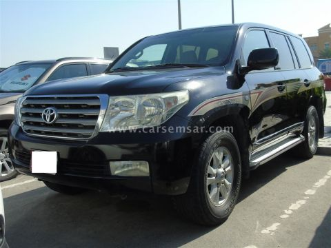 2010 Toyota Land Cruiser GX