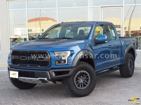 2020 Ford F-150 Raptor V6 2 door