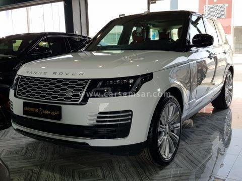 2020 Land Rover Range Autobiography