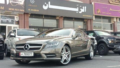 2012 Mercedes-Benz CLS-Class CLS 350 AMG