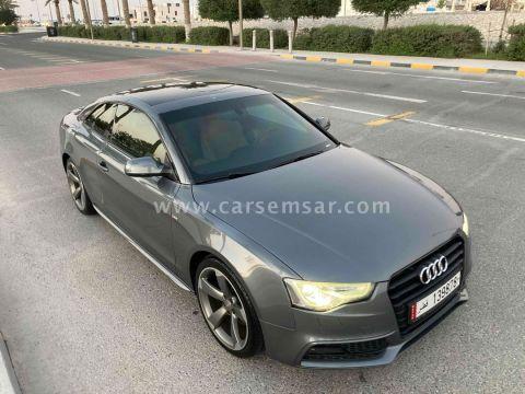 2015 Audi A5 Coupe S line