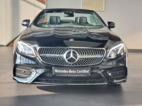 2020 Mercedes-Benz E-Class 200 Cabriolet