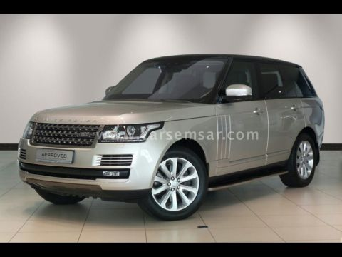 2017 Land Rover Range Rover Vogue