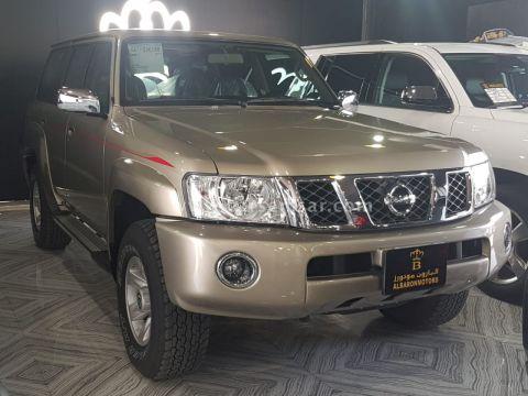 2021 Nissan Patrol Safari