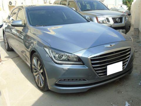 2015 Genesis G 70 V6