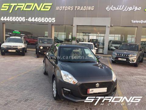 2020 Suzuki Swift Hatchback
