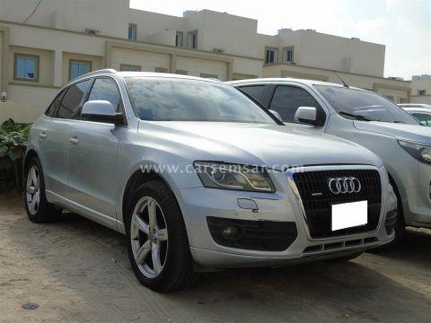 2010 Audi Q5 3.2 Quattro