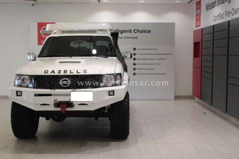 2019 Nissan Patrol Gazelle