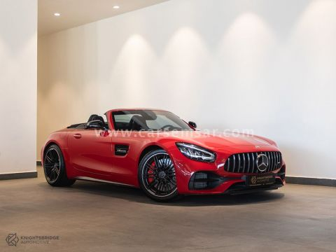 2020 Mercedes-Benz GTC AMG