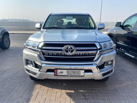 2020 Toyota Land Cruiser GXR V8 Diesel