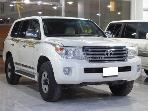 2009 Toyota Land Cruiser VXR