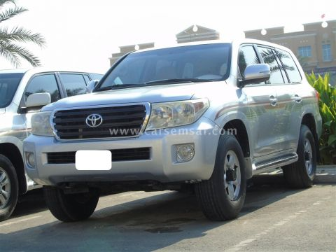 2012 Toyota Land Cruiser GX