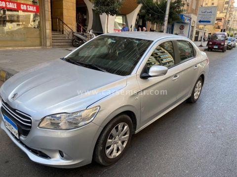 2015 Peugeot 301