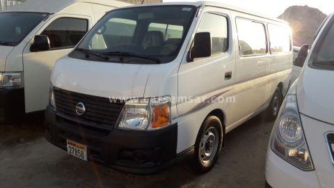 2013 Nissan Urvan Van