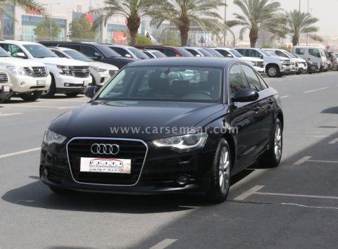 2014 Audi A6 2.0 T