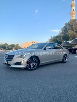 2015 Cadillac CTS 3.6L V6