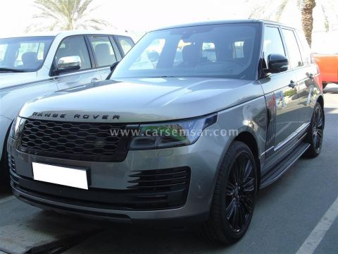 2018 Land Rover Range Autobiography