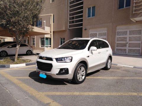2016 Chevrolet Captiva 2.4 LT