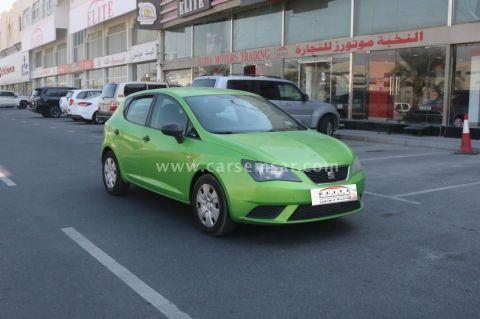 2014 Seat Ibiza 1.6