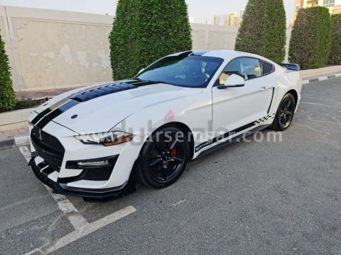 2018 Ford Mustang 2.3