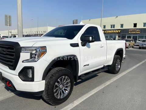 2020 GMC Sierra Reg Cab AT4