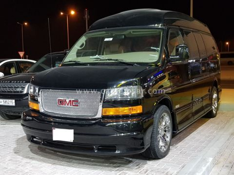 2012 GMC Savana Majestic 55X