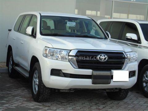 2020 Toyota Land Cruiser GX