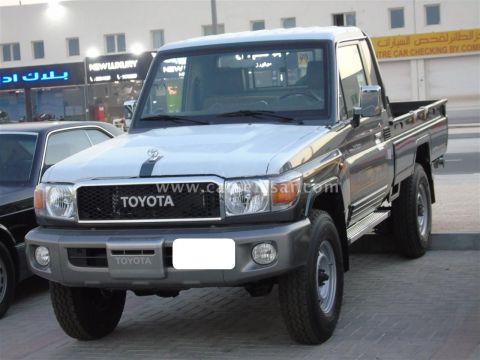 2021 Toyota Land Cruiser Pickup LX