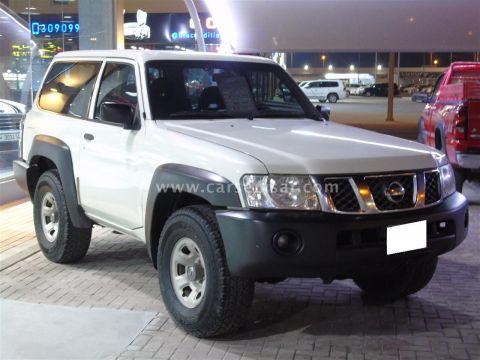2012 Nissan Patrol  Safari