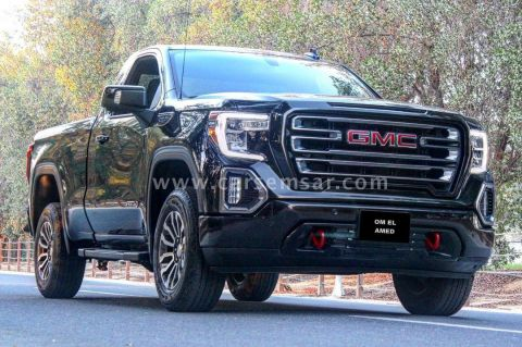 2019 GMC Sierra AT4 Reg Cab