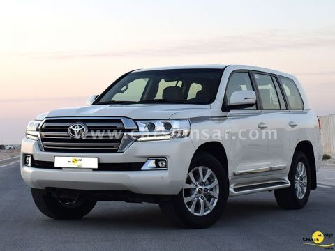 2020 Toyota Land Cruiser VXR