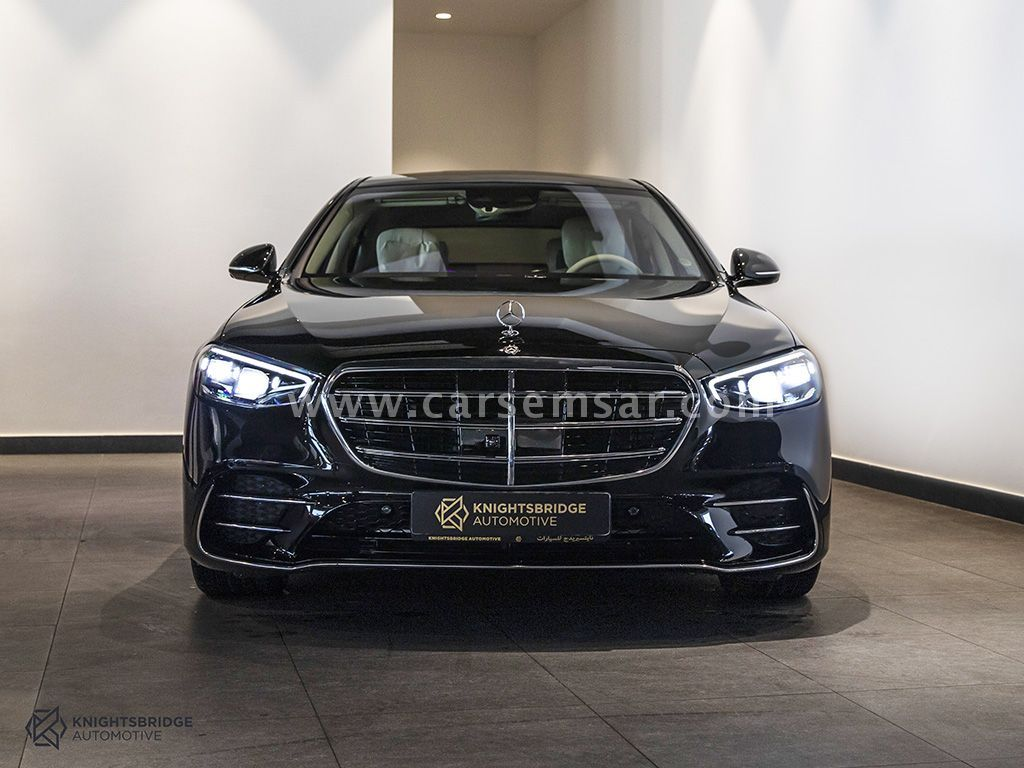 2021 mercedes-benz s-class s 500 for sale in qatar - new