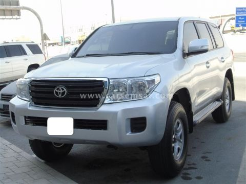 2008 Toyota Land Cruiser G