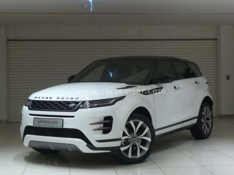 2020 Land Rover Range Rover Evoque R Dynamic SE