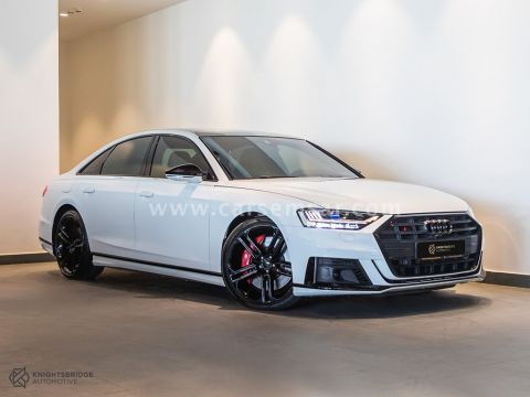 2020 Audi S8 4.0 Quattro