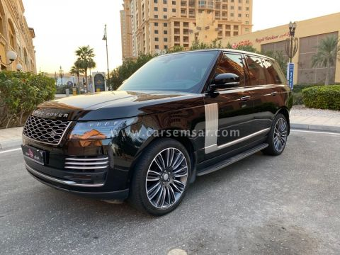2019 Land Rover Range Rover Vogue Autobiography
