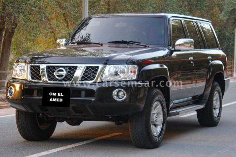 2020 Nissan Patrol Safari