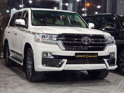 2020 Toyota Land Cruiser VXR