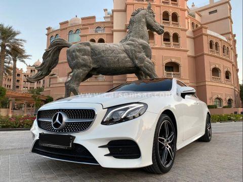2020 Mercedes-Benz E-Class E 200 Coupe
