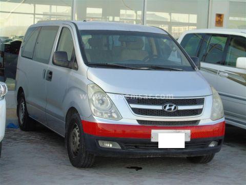 2008 Hyundai H1