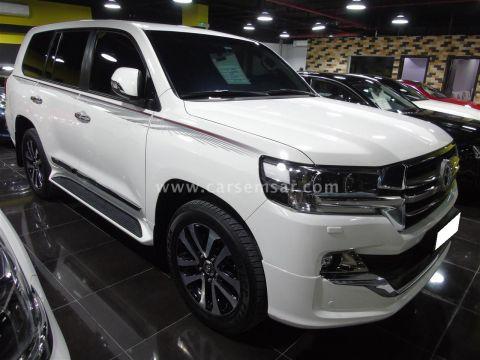 2019 Toyota Land Cruiser GXR V8 Grand Touring