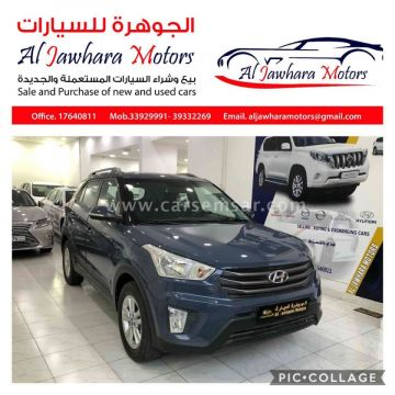 2018 Hyundai Creta 1.6L