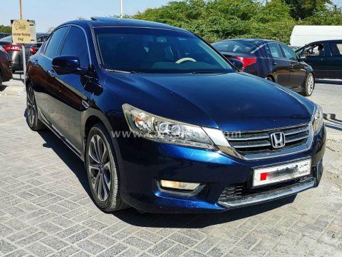 2013 Honda Accord 3.5 V6