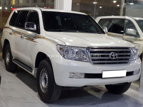 2008 Toyota Land Cruiser VXR