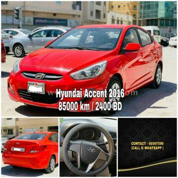2016 Hyundai Accent 1.6