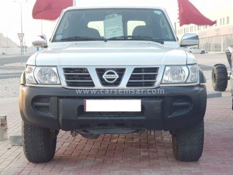 2003 Nissan Patrol SGL