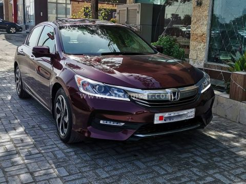2016 Honda Accord 3.5 V6