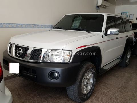 2019 Nissan Patrol GL 4x4