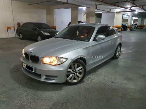 2011 BMW 1-Series 125i Coupe