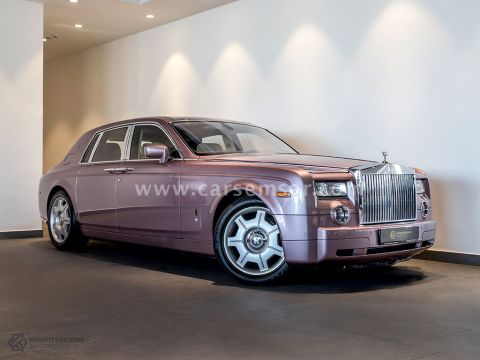 2008 Rolls-Royce Phantom V12